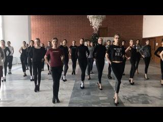 Краса России 2016: репетиция