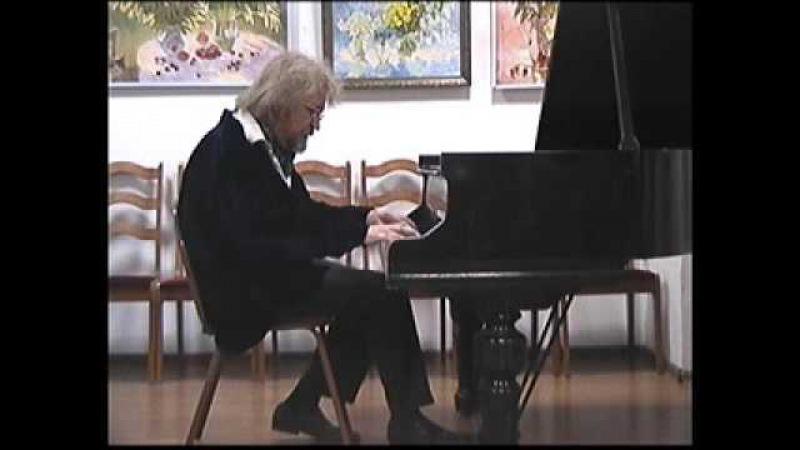 Музыкальная Атлантида ТАНЕЦ НИМФ Андрей Катичев за роялем