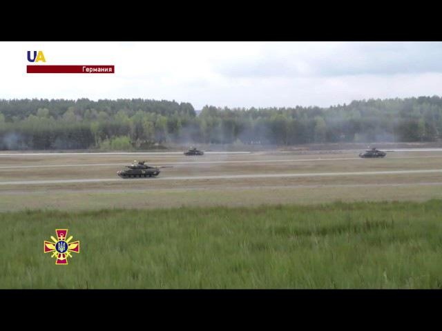 Танковый биатлон Сильная Европа