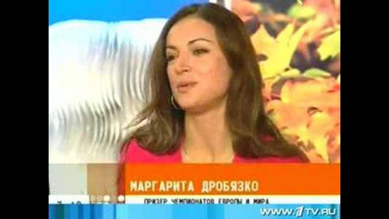 интервью в Добром утре М.Дробязко и А.Дьяченко