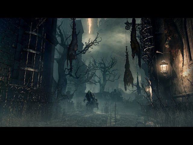 Фильм ужасов Затерянный город демонов.