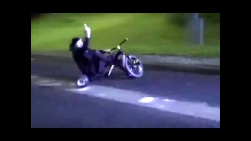 Be Flashed During Trike Drift | Deja Vu - Initial D | 4Chanvideo 30