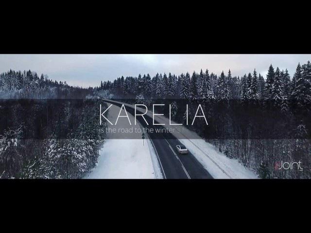 Карелия, дорога в зимнюю сказку - Karelia is the road to the winter's fairy tale