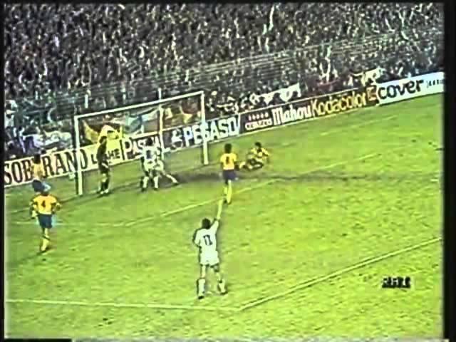 Real Madrid - Juventus 1-0 (22.10.1986) Andata, Ottavi Coppa dei Campioni