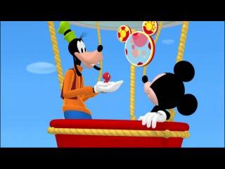 Disney Junior España | La Casa de Mickey Mouse | El pájaro de Goofy