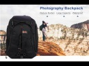 CADEN K8 Photography Backpack - Обзор
