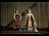 Leontyne Price &amp Fiorenza Cossotto in Aida