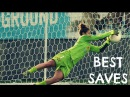 Best Women's Football Goalkeeper Saves ⊕ 2017