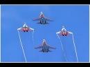 Супер клип..👍👍👍 Высший пилотаж (Пилотажная группа СТРИЖИ) Я ЛЕТЧИК исп.Н.Анисимов