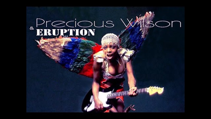 * Precious Wilson Eruption | Full HD | *