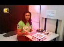 Actor Ashish Sharma Celebrating His Birthday With Entertainment Tadka