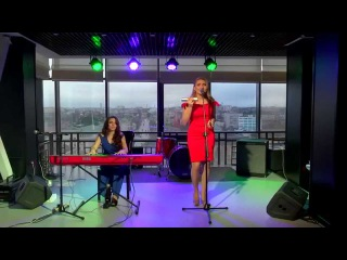 Уляна Фарина Катерина Грязнова дует jazz lounge