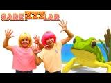 Küçük Kurbağa - Bebek Şarkıları. Çizgi Film Çocuk Şarkıları. Polen ile ve Sema ile şarkı söyleyelim!