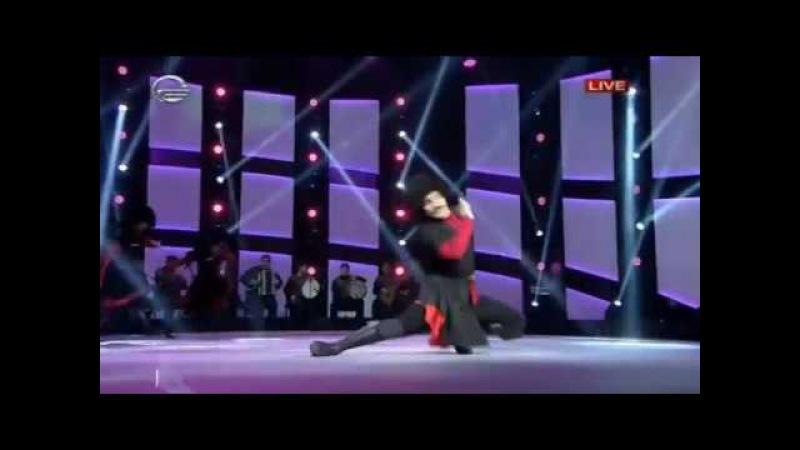 შენ შეგიძლია ცეკვა თენგო ზარდიაშვილი და ი43