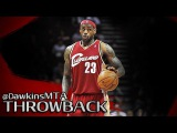 LeBron James Full Highlights 2009.02.27 at Spurs - 30 Pts, 14 Rebs, 4 Ast in 3 Quarters!