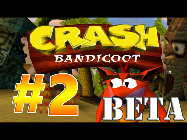 Crash Bandicoot (Beta/PS) 2 - South Sanity