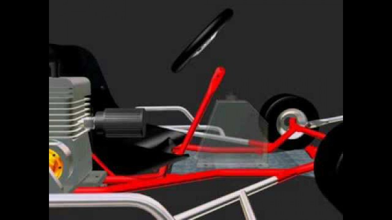 Go Kart Animation ProE Solidworks 3ds Max on Vimeo