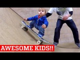 PEOPLE ARE AWESOME 2017 (Kids Edition)  Amazing Talented Kids Compilation