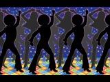 Как танцую Я vs мой друг