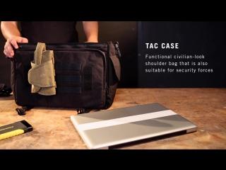 Tasmanian Tiger TT Tac Case - Tactical Shoulder Bag