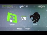 ECS - F3 vs North
