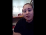 Настя Невская - Live