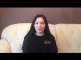 Видео отзыв модели Дарьи Зарецкой с обучения по шугарингу