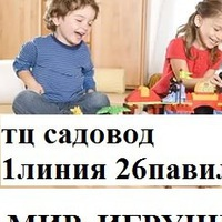 мир игрушек 1-26 Садовод