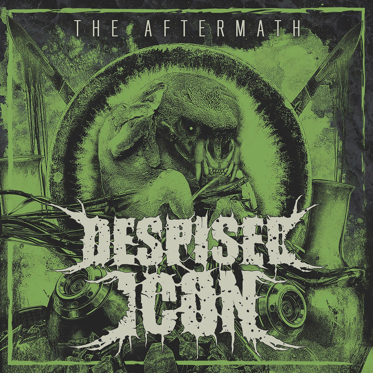 Despised Icon - The Aftermath [single] (2016)