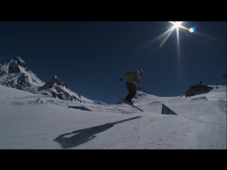 Zermatt glacier days- top to bottom