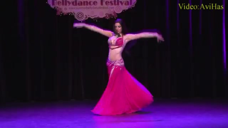 Maryem Bent Anis at ISBF 2014 - gala show 304