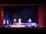 Концерт ЮТЫ на сцене ДК.