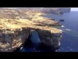 Мальта с высоты птичьего полета