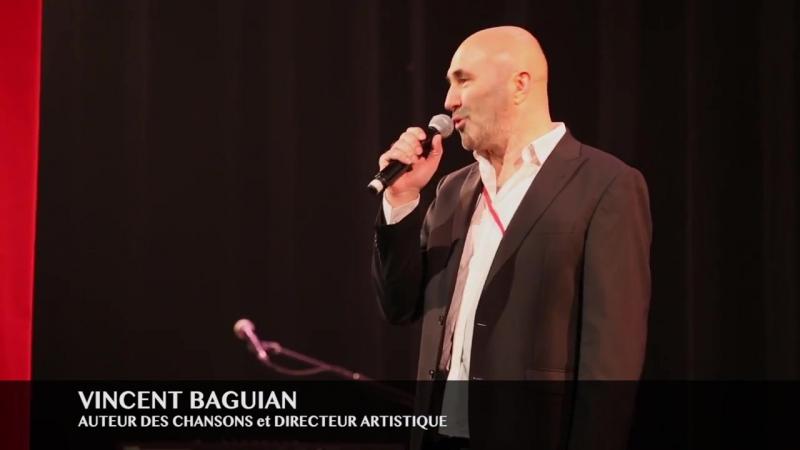 Le Rouge et le Noir - L'intention de Vincent Baguian, directeur artistique et co-auteur des paroles