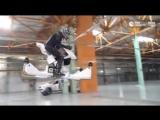В России испытали первый в мире летающий ховербайк Scorpion 3.