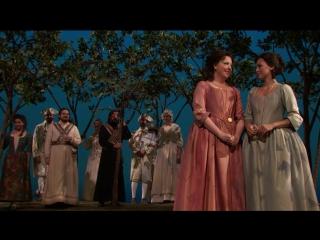 Metropolitan Opera - Wolfgang Amadeus Mozart Cosi fan tutte (Нью-Йорк, ) - Акт II