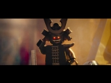 THE LEGO NINJAGO MOVIE - Official Trailer #1 (2017)