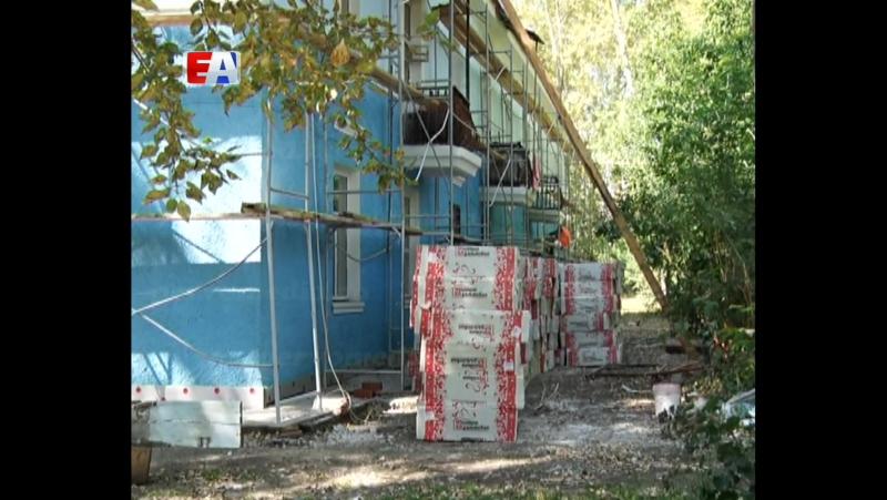 Почти 70 первоуральских домов приобретут новый облик. В городе полным ходом идут капитальные ремонты.