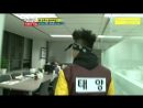 Running Man   Бегущий человек (Ep.85 - 11.03.2012) - Dae-sung G-Dragon Seung-ri Tae-yang T.O