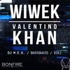 BONFIRE : VALENTINO KHAN & WIWEK @ YOTASPACE