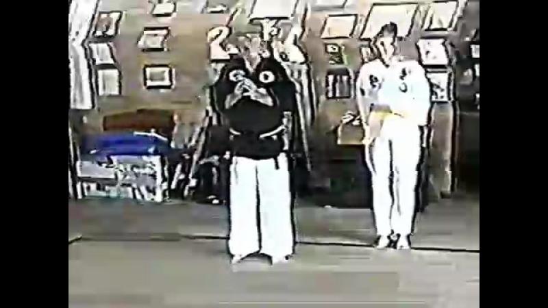 Matsumura Seito White Swan - Hanshi Tom Hunnicutt