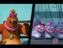 22 серия Гризли и Лемминги-Лучший друг медведя