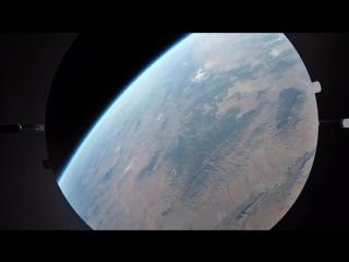 Камеру GoPro отправили в космос верхом на ракете