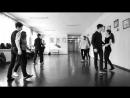 Репетиция танца Рио-рита