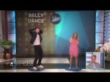 Танцы с Крисом Эвансом и Элизабет Олсен HD [DC   MARVEL Universe]