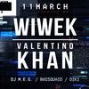 BONFIRE: VALENTINO KHAN & WIWEK @ YOTASPACE