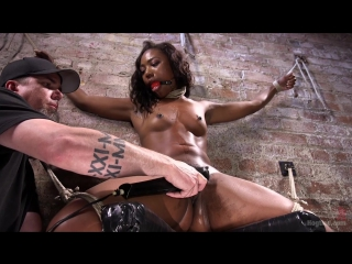 Chanell Heart - Ebony Bondage Princess 720