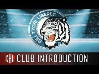 Introducing Bili Tygri Liberec