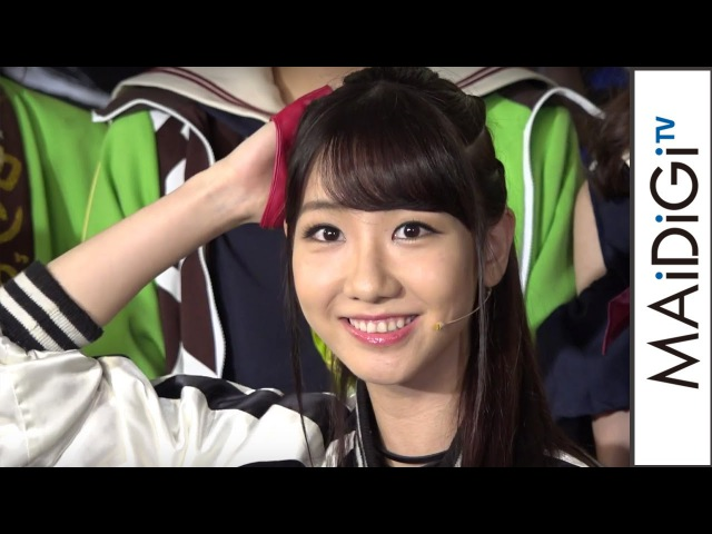 AKB48柏木由紀、久々の黒髪 メンバーからは「若返った」の声 「舞台『