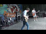 The Cranzers - Dunas + Hot Chili Song (Live,Kambala Day,20.07.2013)